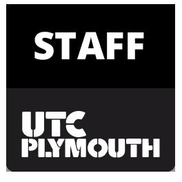 UTC Plymouth - Staff
