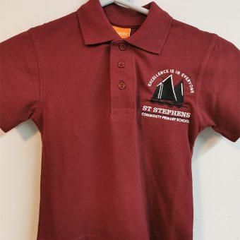 Polo Shirt - St Stephens
